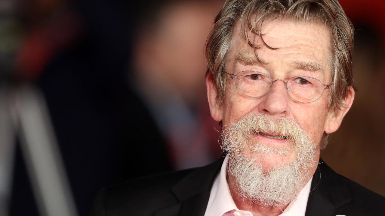Harry Potter Author J.K. Rowling Mourns 'Deeply Beloved' Actor John Hurt