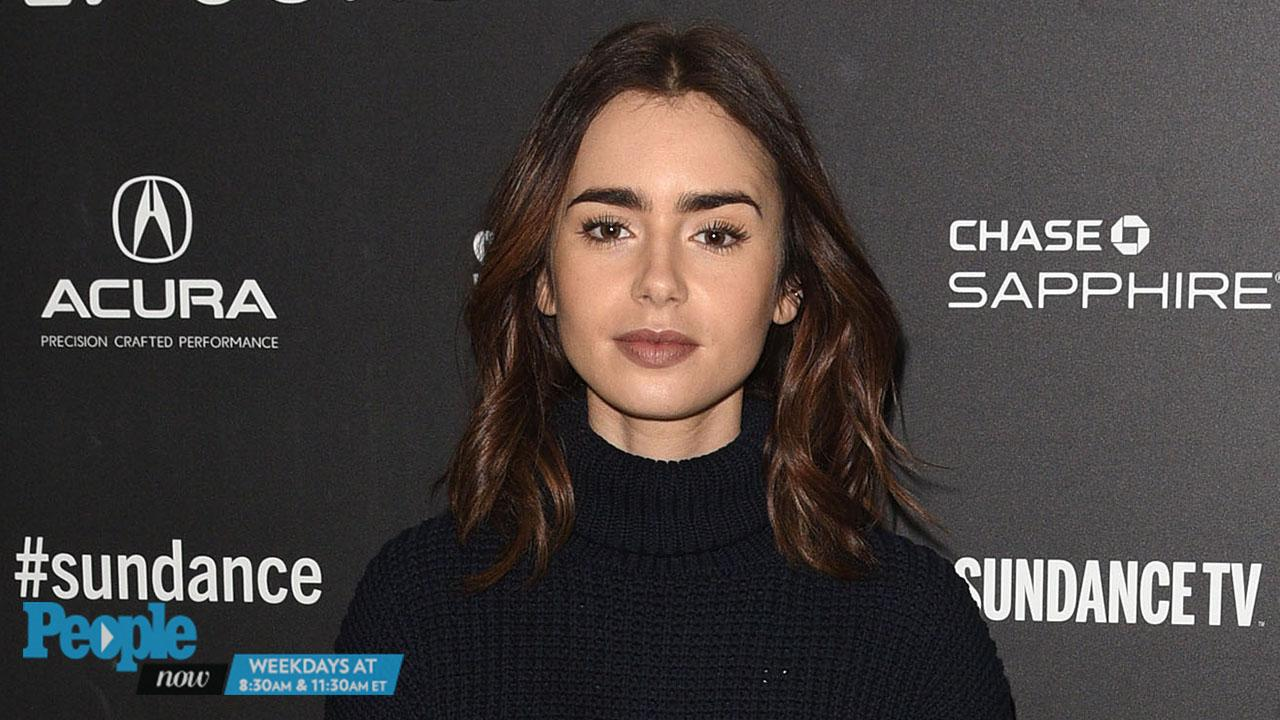 Lily Collins Opens Up About Her Past Eating Disorder: I'm 'Owning MyPast'