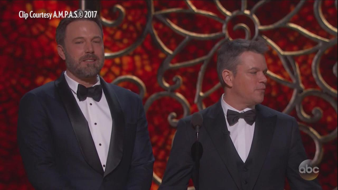 Everything You Need to Know About the Jimmy Kimmel-Matt Damon Feud