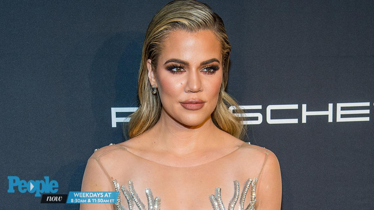 Pregnant Khloé Kardashian Hosts Extravagant Thanksgiving with Tristan Thompson inCleveland images 0