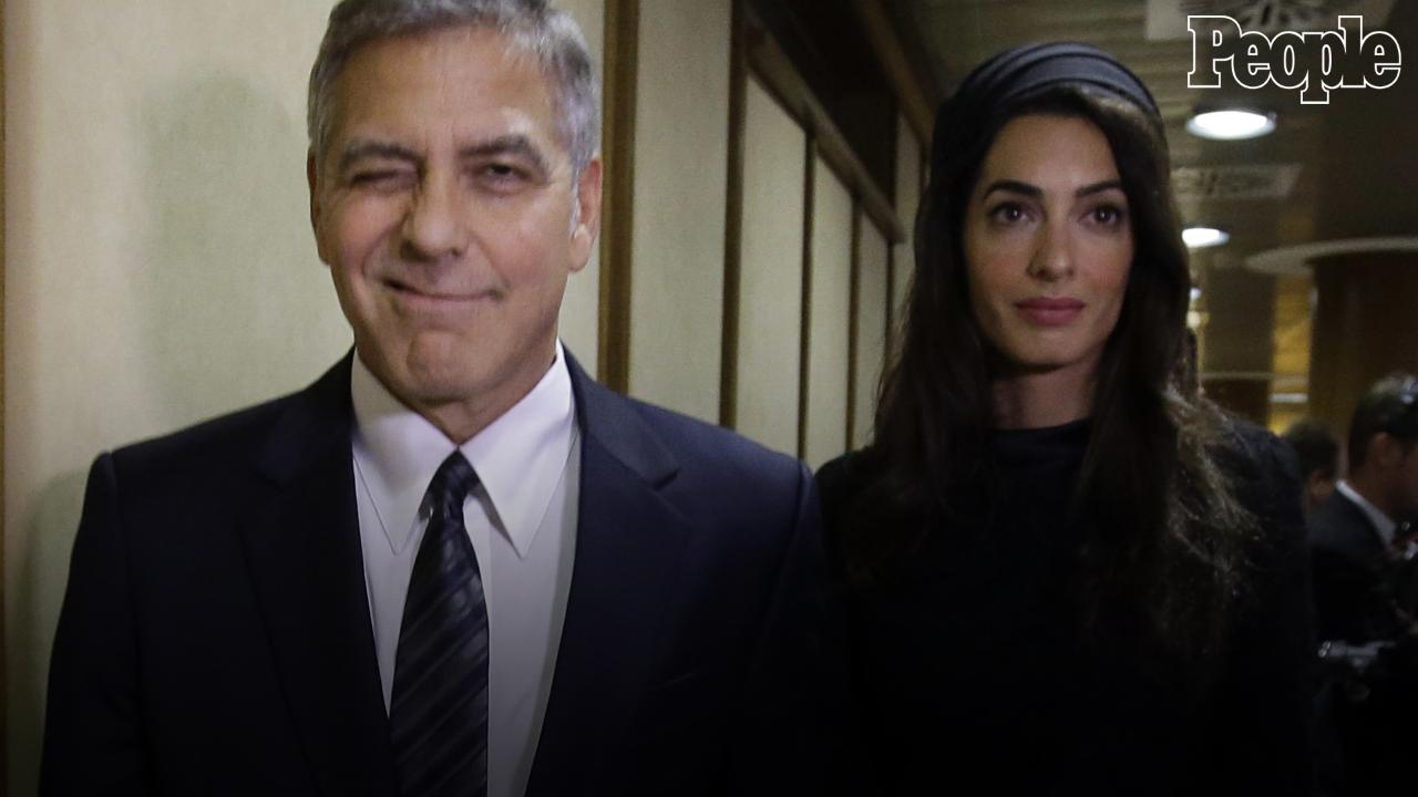 A Boy! A Girl! How George and Amal Clooney's 'Thrilled' Families Reacted to Twins News