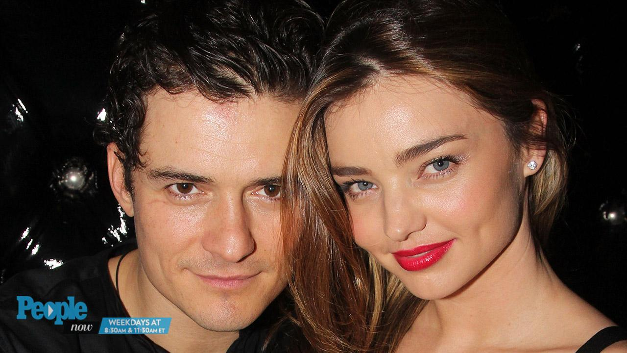 Miranda Kerr Celebrates Her Skincare Launch with Ex-Husband Orlando Bloom's New Fiancée Katy Perry