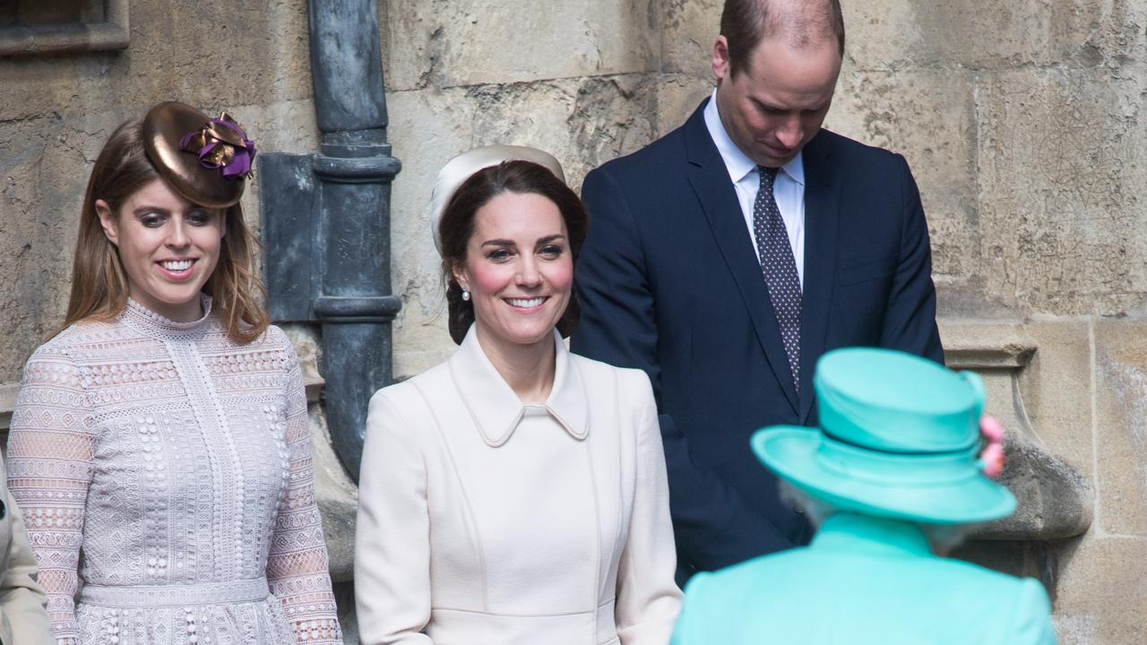 She's a Master! Princess Kate Shows Off Her Perfect Curtsey to the Queen on Easter