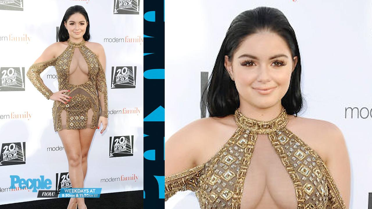 Pamela Anderson Defends Ariel Winter Against Body Shamers: 'Stay Strong'