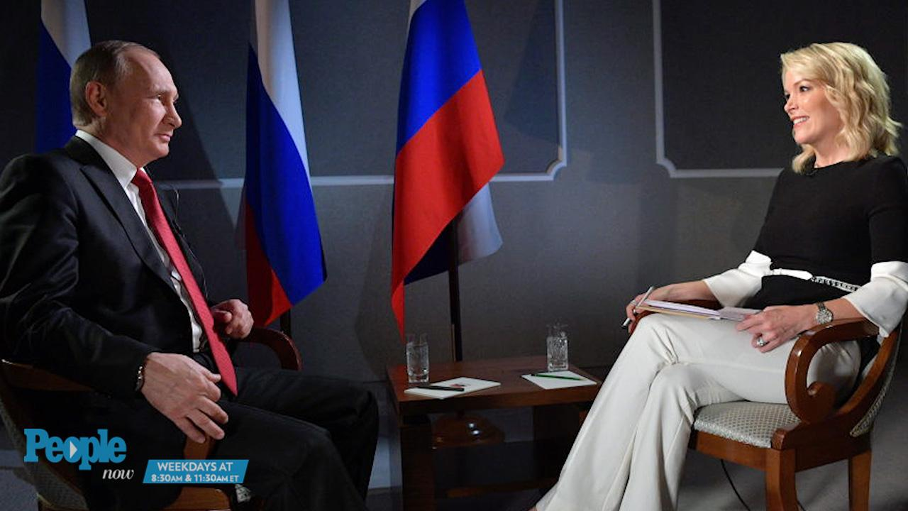 'Your Lives Must Be Boring': Putin Lashes Out at Megyn Kelly for Grilling Him on Election Hacking and Trump