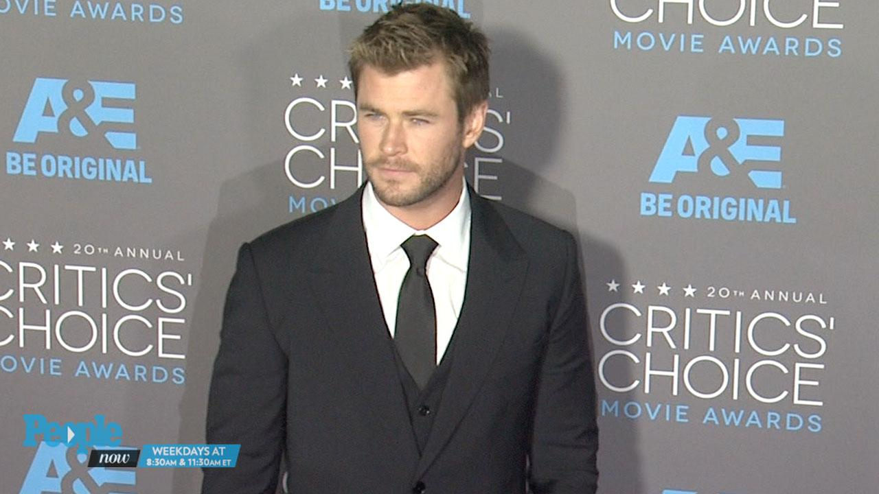 Chris Hemsworth Says Anyone Can Have a Great Body: 'No Amount of Money Makes Someone Else Do the Work For You'
