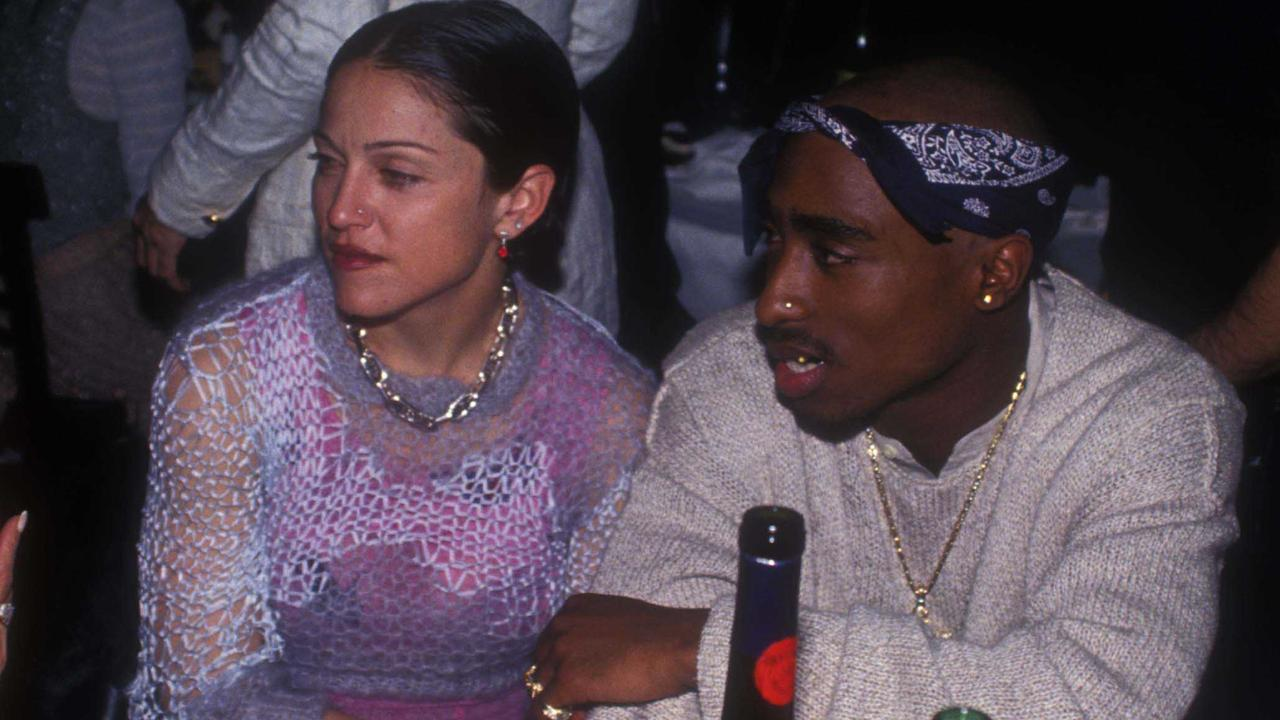 Tupac's Prison Letter Reveals He Ended His Romance with Madonna Because She's White