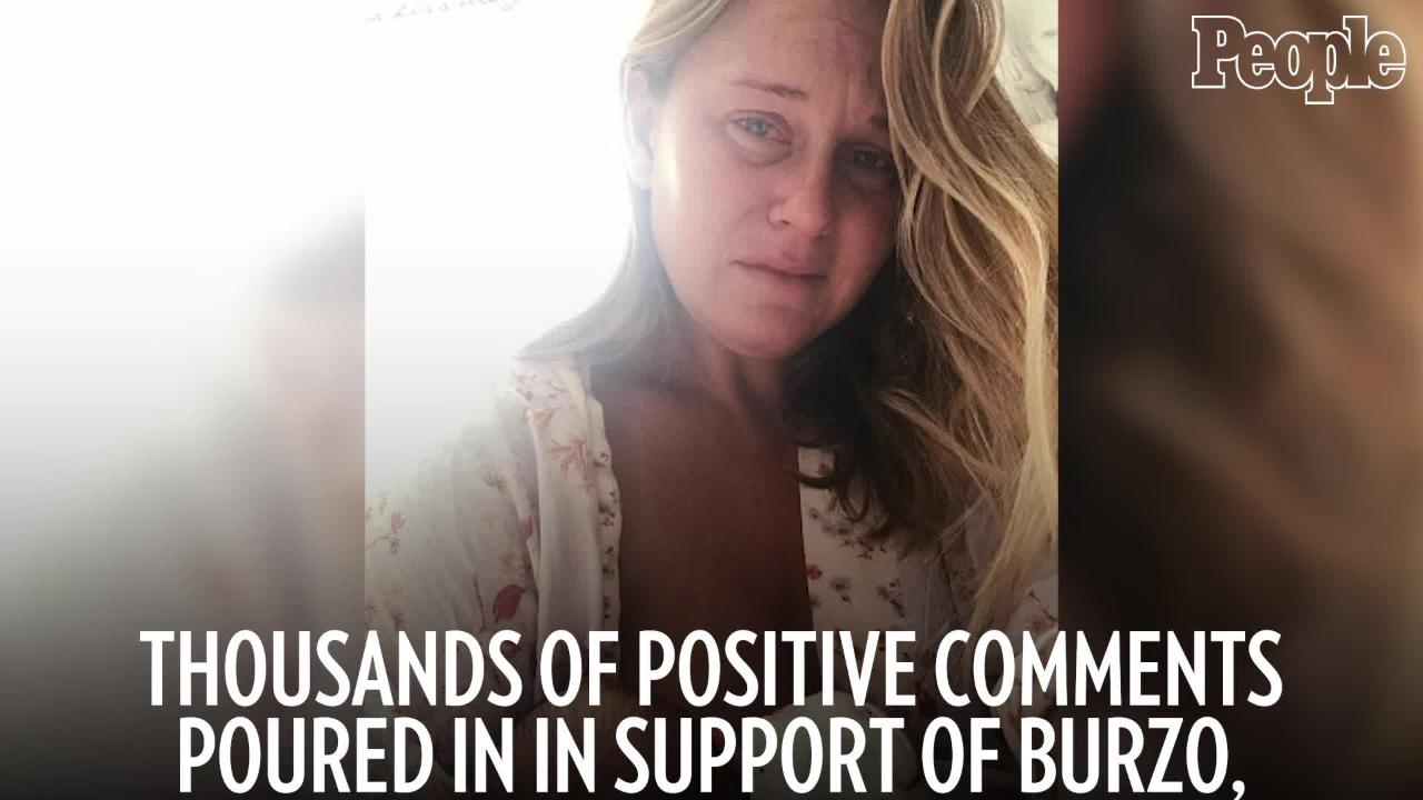 Mom Shares Tearful Post About the True Pain of Breastfeeding: 'I Cannot Hide the Struggle'