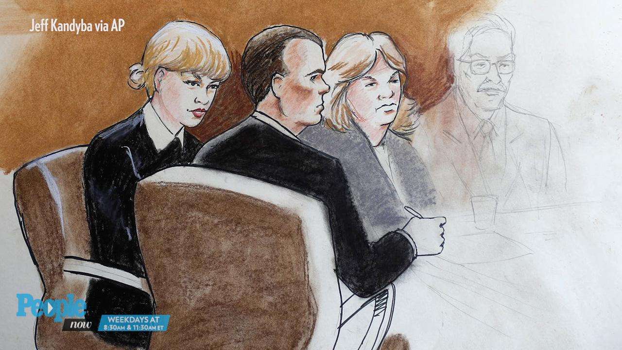 Artist Behind Those Taylor Swift Courtroom Sketches Says Her Beauty Makes Her 'Harder' to Draw