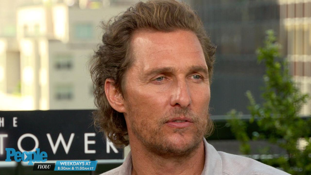 Matthew McConaughey Hurt His Back in Unusual Bed Injury: 'It Was The Damnedest Thing'