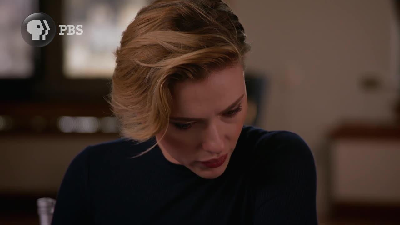 Scarlett Johansson Fights Back Tears as She Learns Members of Her Family Died in the Warsaw Ghetto