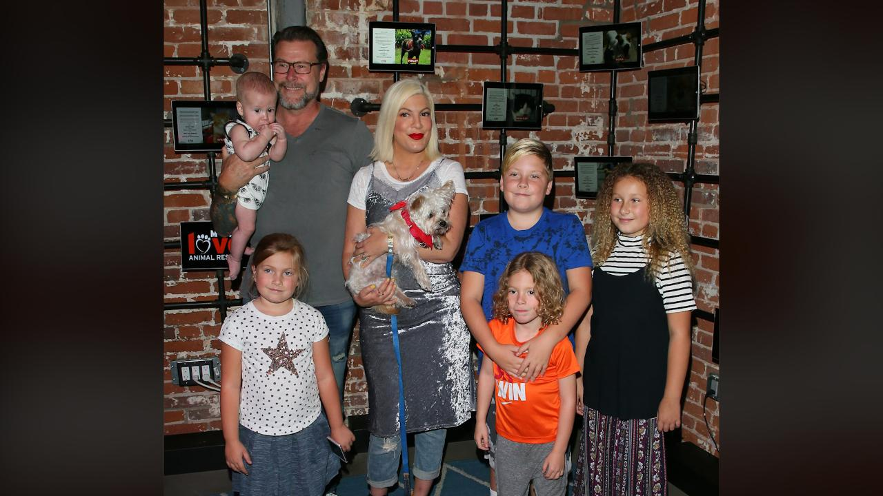 Dean McDermott Reveals His Son Walked in on Him Having Sex with Wife Tori Spelling