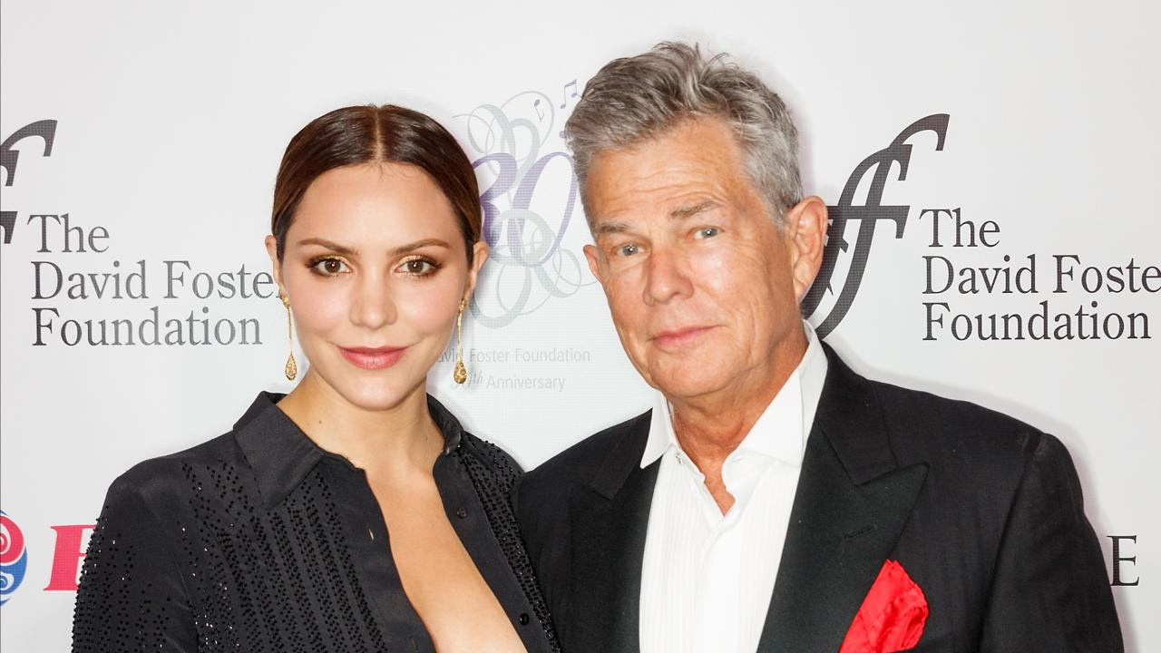 David Foster's Daughter Calls Katharine McPhee 'Amazing' After Pair Spotted Walking Arm-in-Arm