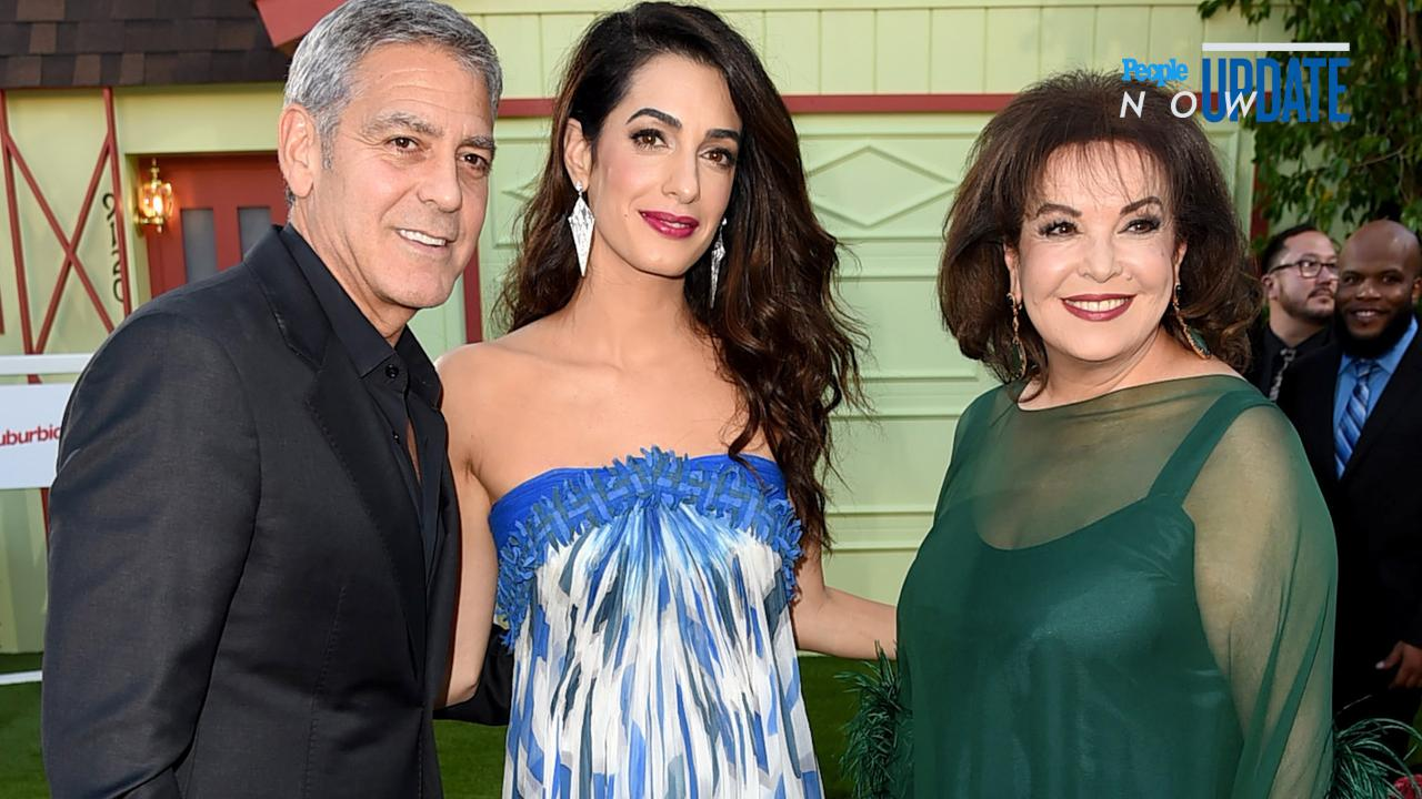 George Clooney Admits He's 'Afraid of Breaking' His 4-Month-Old Twins — and Shares Their Latest Milestone!