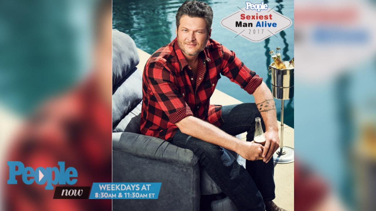 Blake Shelton Says Gwen Stefani 'Teases Me About My Age'—And Why No One Should Ever See Him Naked!