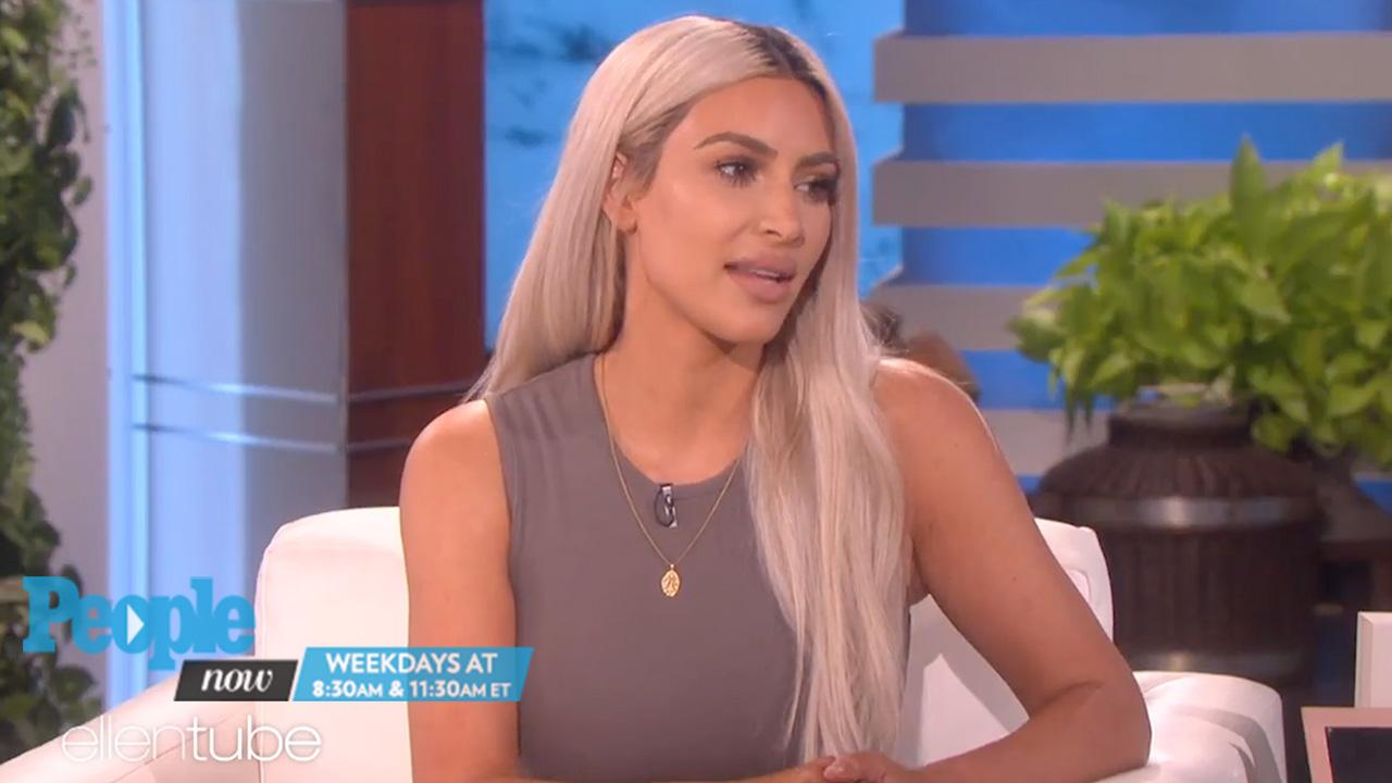 Kim Kardashian Confirms the Sex of Her Third Baby — and Says She Still Hasn't Decided on a Name