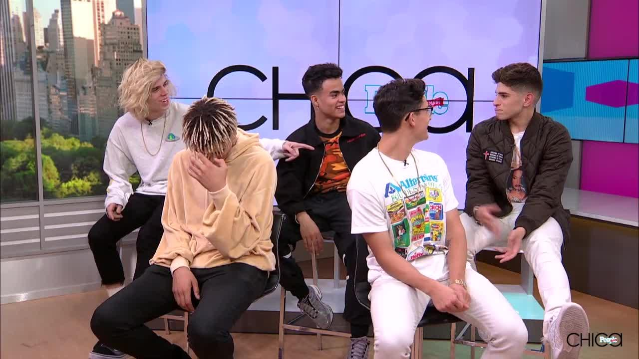 PRETTYMUCH's Austin Porter Says New EP Phases Was Inspired by Heartbreak and Relationships