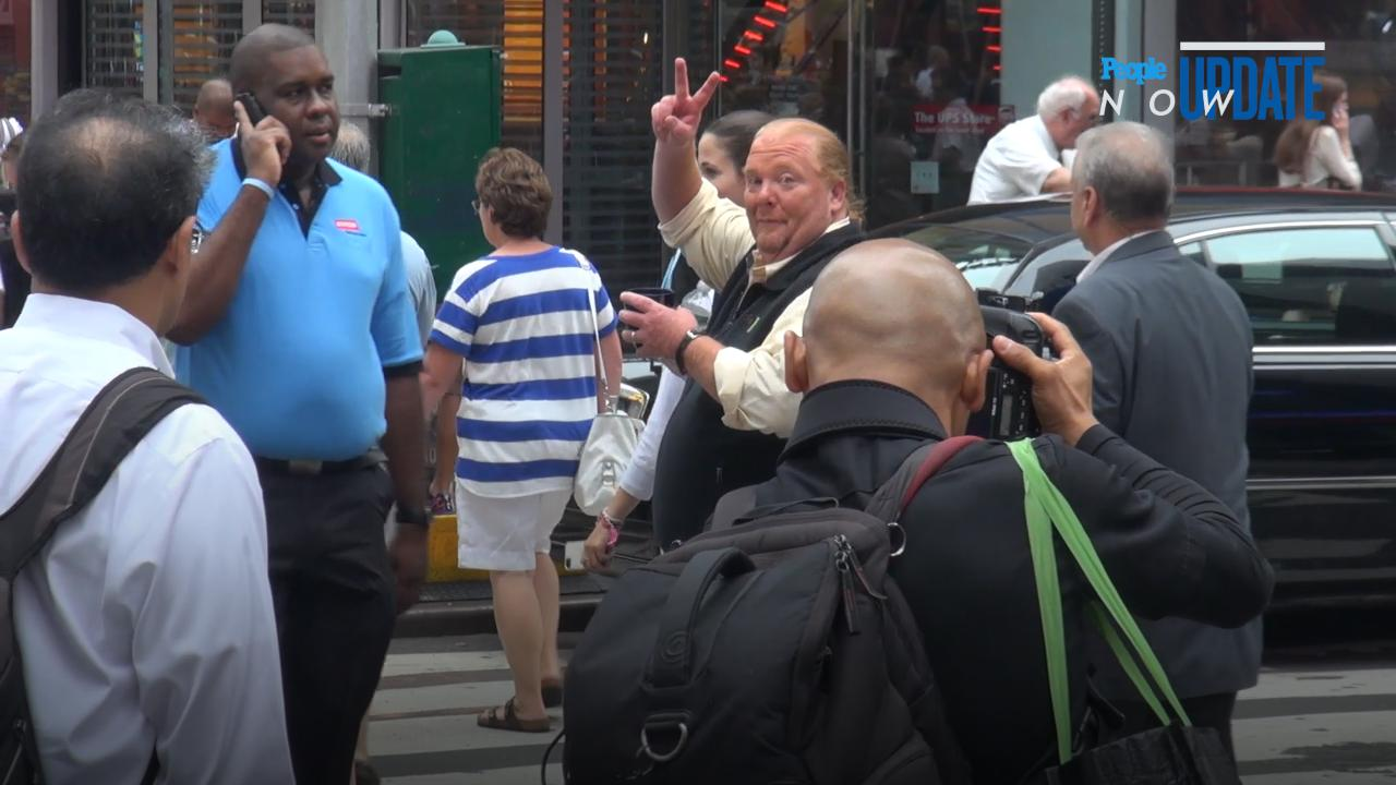 Mario Batali to Face Indecent Assault and Battery Charges for Allegedly Groping and Kissing Woman