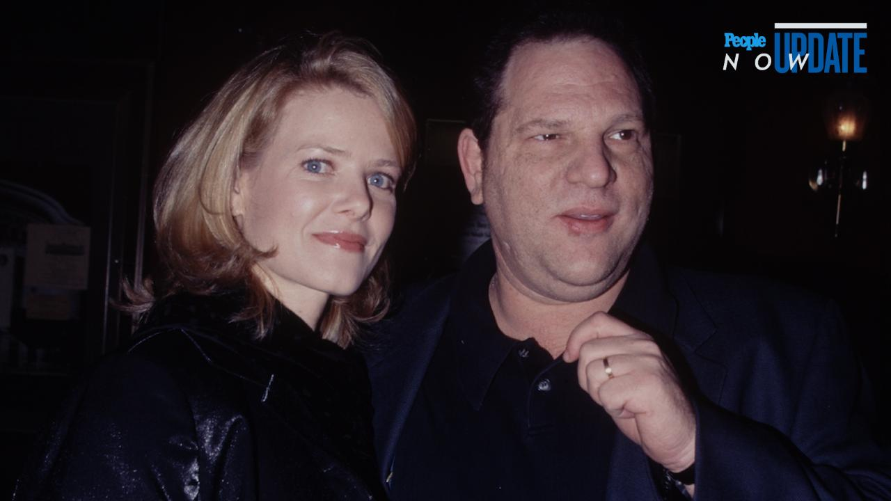 Harvey Weinstein's Ex Wants Remaining $5 Million in Child Support in Case He Goes Broke