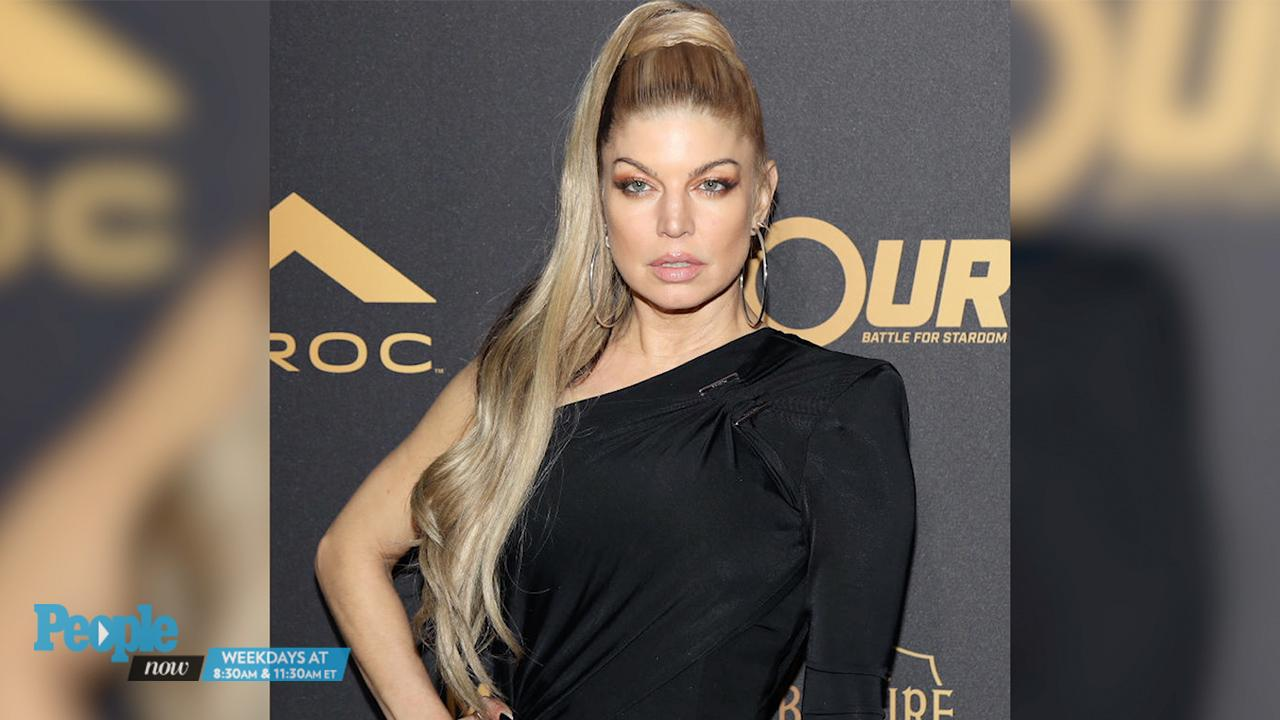 Fergie Reveals Her Drug Addiction Was Once So Severe She Was 'Hallucinating on a Daily Basis'