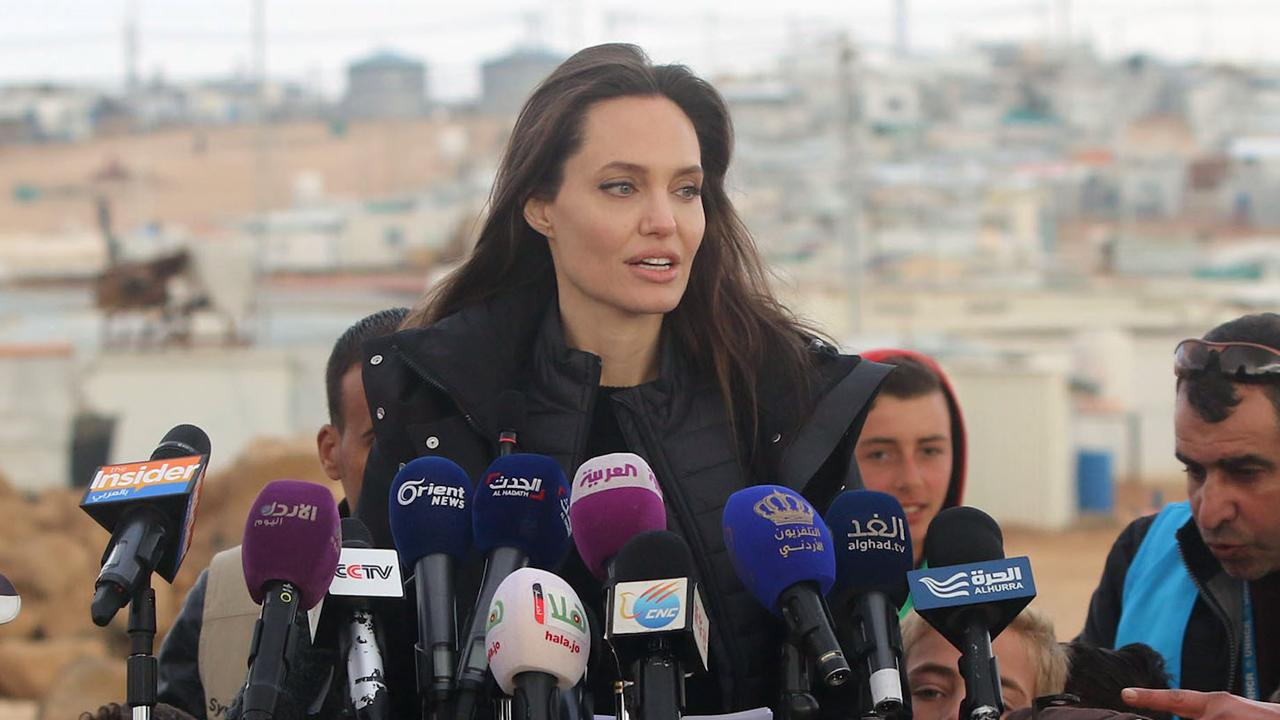 Angelina Jolie Speaks Out for Refugees in Essay: 'Everyone Deserves Dignity and Fair Treatment'