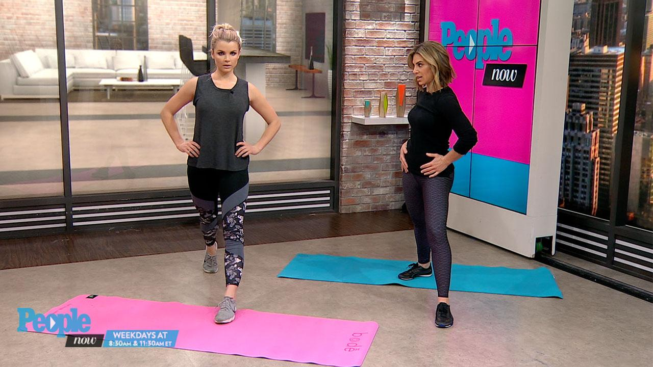 Jillian Michaels Shares Her Top Three Exercises For 2018