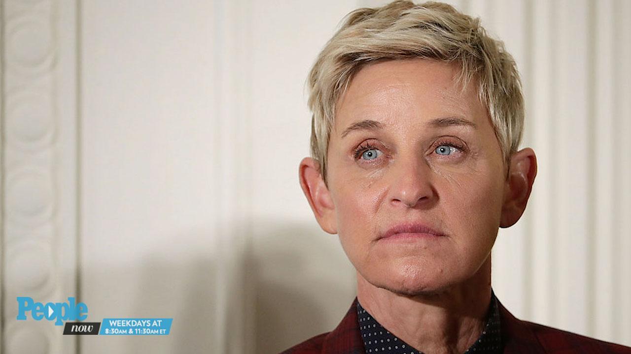 Ellen DeGeneres Struggles to Hold Back Tears as She FaceTimes Oprah Following Deadly Mudslides