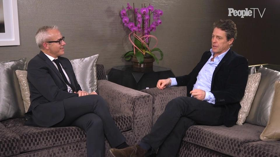 Hugh Grant Says He's 'Too Old and Ugly' to Do Romantic Comedies Anymore