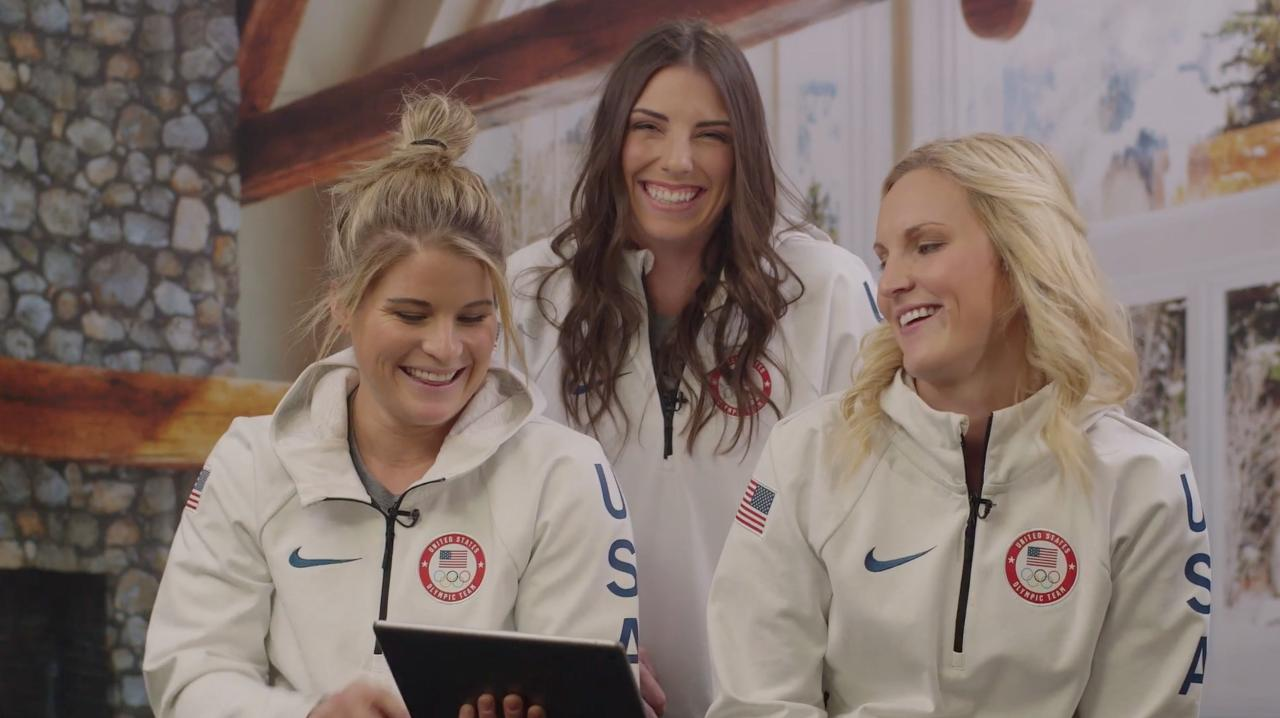 What's It Like Being a First-Time Olympian? 17-Year-Old Skier Shares Her Story