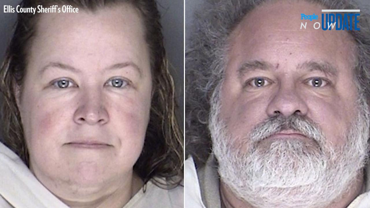 Texas Couple Allegedly Shackled Woman and Held Her as Wife's 'Slave' After Her Affair With Husband