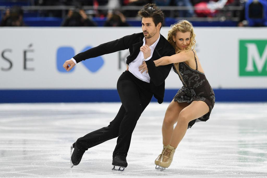 Ice Dancers Madison Hubbell & Zach Donohue Weren't Always the Perfect Team: 'We Hated Each Other'