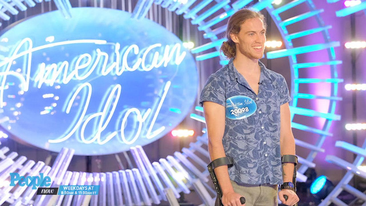 Katy Perry Gave an American Idol Contestant His First Kiss. He Has Mixed Feelings About It.