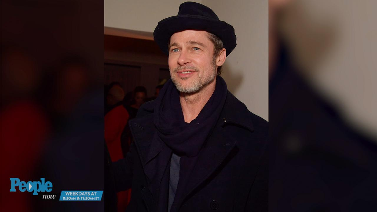 Brad Pitt Is 'Happy to Focus on Himself and His Kids' Following New Single Status, Says Source