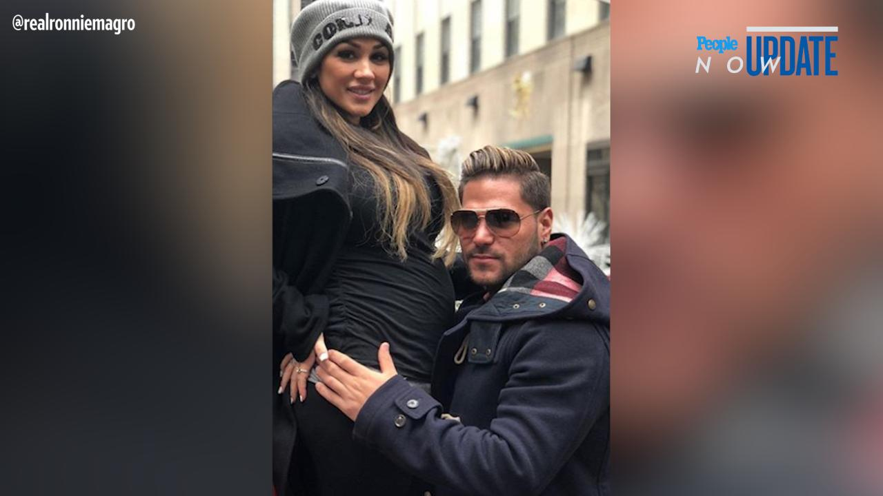 Did Jersey Shore's Ronnie Cheat on His Pregnant Girlfriend? He's 'Playing with Fire,' Vinny Warns