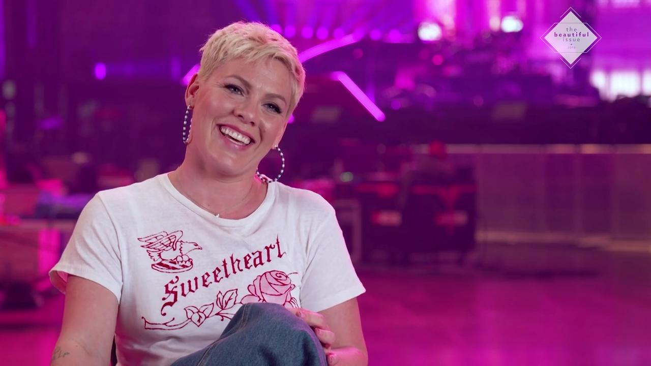 Pink Shares Words of Wisdom for Teens: 'Wear Your Retainer, Fly Your Flag'