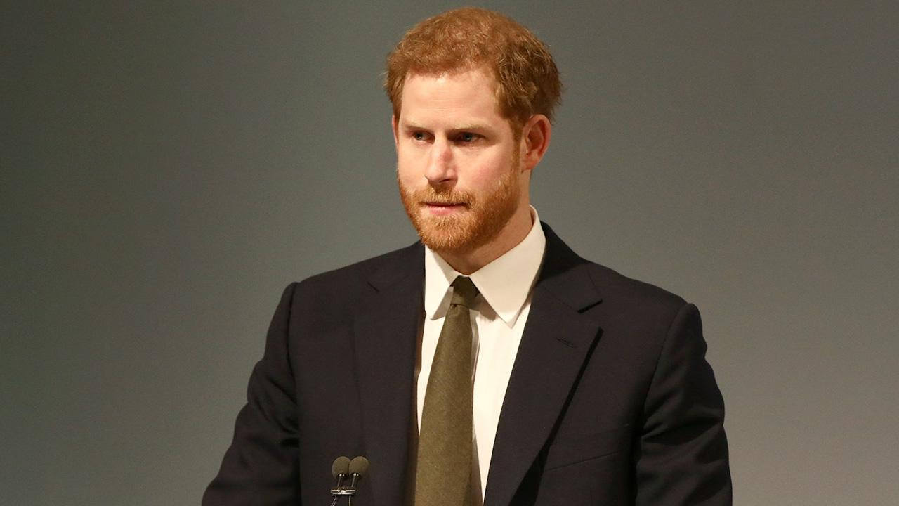 Prince Harry Just Gave the Sweetest Shout Out to the 'Woman I Am About to Marry'