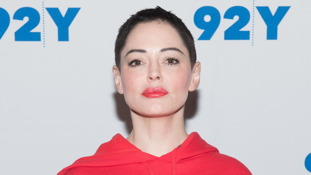 Rose McGowan Says Her Famous Naked VMA's Dress Was a Response to Sexual Assault