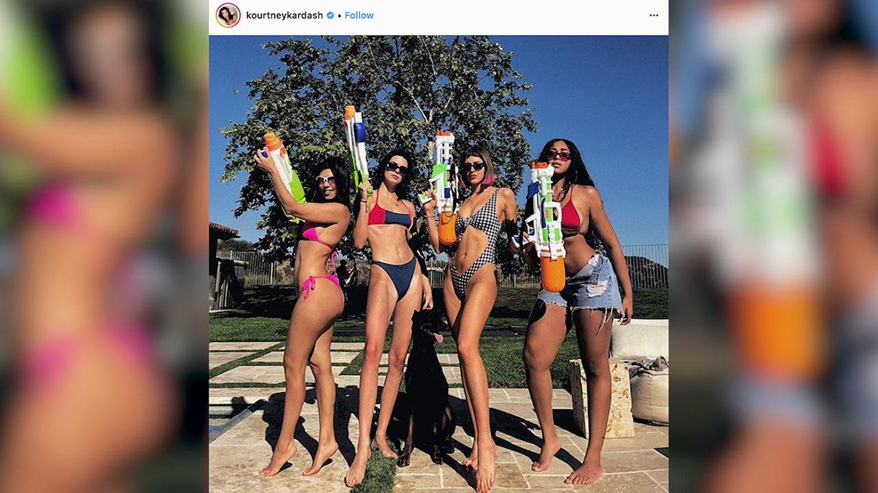 Kourtney Kardashian Calls Kendall Jenner 'Uptight' and 'Sensitive' While Khloé Tries to Mediate