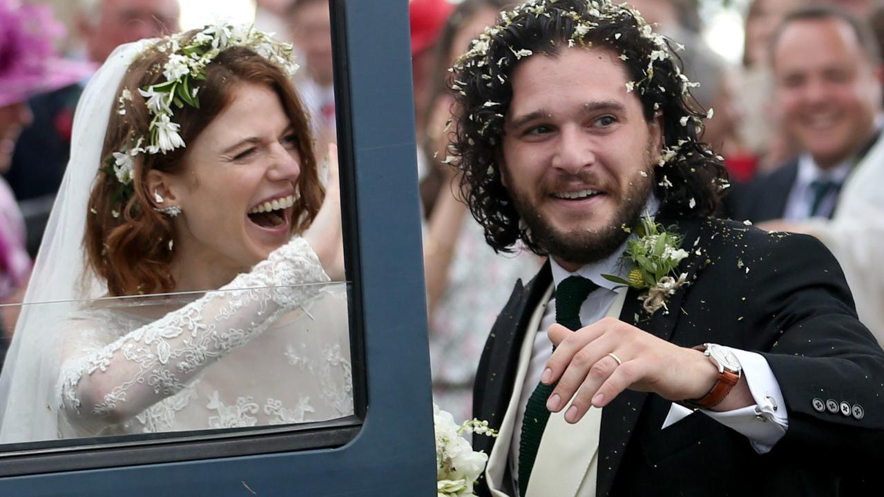 Kit Harington Says He'll 'Hopefully Be a Father' After Game of Thrones Officially Ends