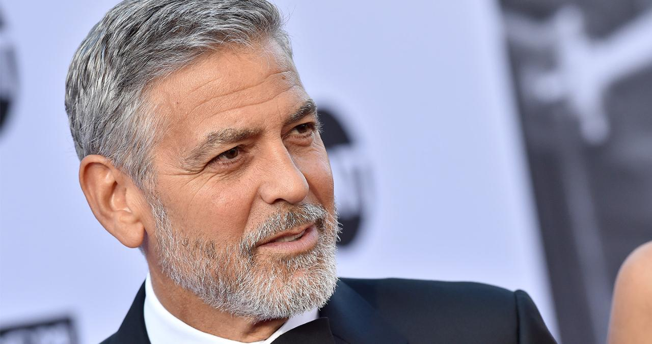 George Clooney Thought He Wouldn't Survive Motorcycle Crash: 'I Was Waiting for Switch to Turn Off'