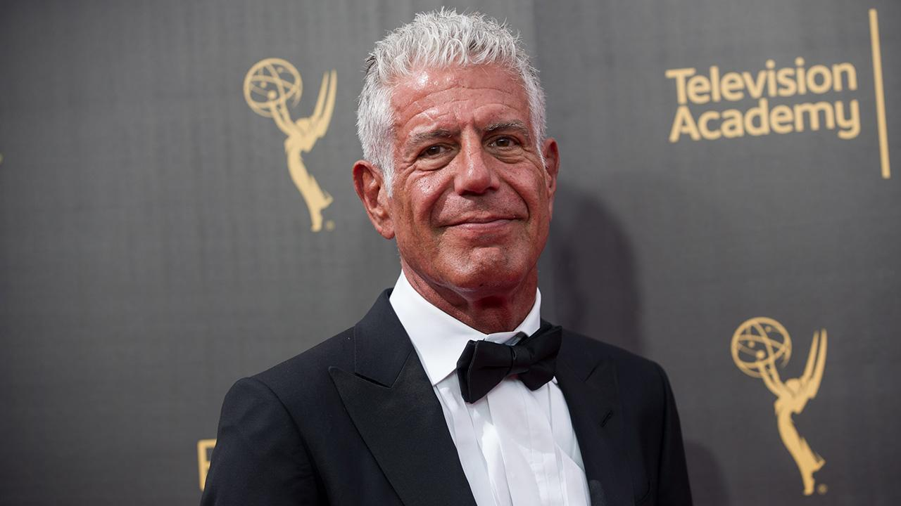 Ottavia Busia Shares Sweet Mother's Day Card from Her Daughter with the Late Anthony Bourdain