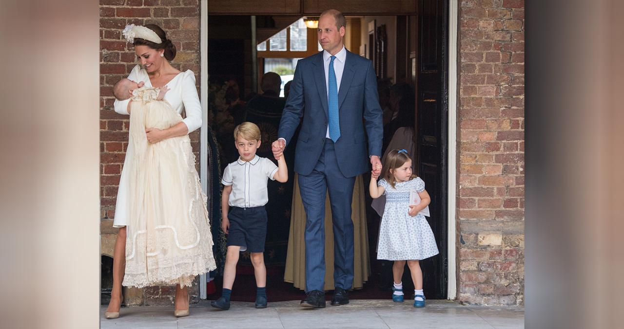 Oops! Can You Spot the Candid (and Relatable!) Slip-Up in the New Photo of Prince Louis?