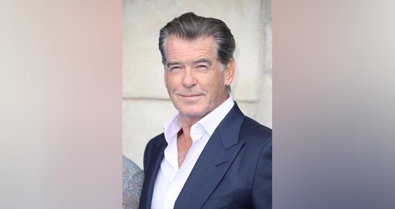 Pierce Brosnan Is a 'Very Proud Dad' at Son Paris' High School Graduation with Their Family