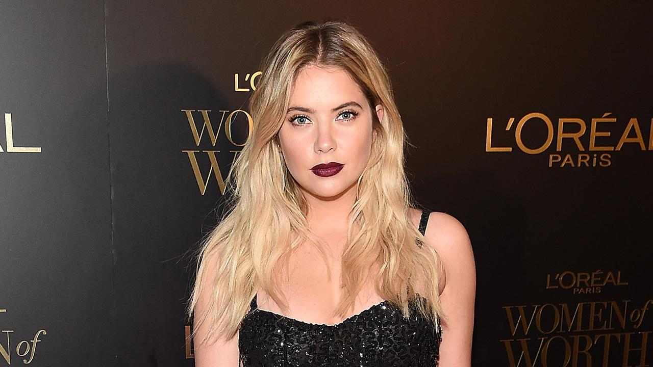 Ashley Benson Reveals 'CD' Tattoo After Girlfriend Cara Delevingne Confirms Their Relationship