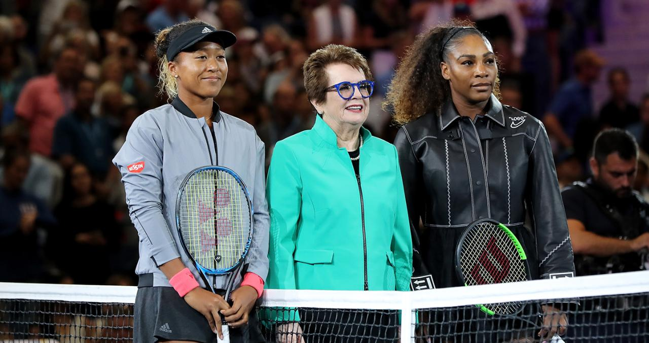 Serena Williams Vows That She'll Continue Her Fight for Equality Until She's 'in My Grave'