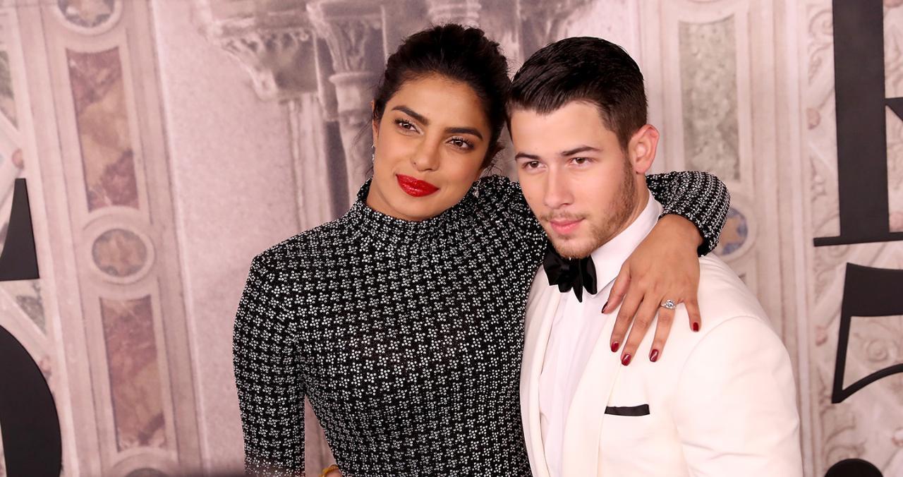 Nick Jonas Admits He Instagram Stalks Fiancée Priyanka Chopra: 'You Are So Beautiful'