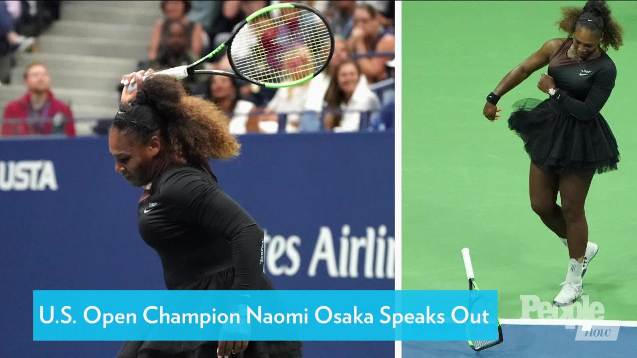 Tennis Champ Naomi Osaka Talks Success: 'I Have to Be the Best or I'm Going to Be Homeless'