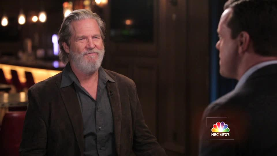 Jeff Bridges Reveals His Wife of 41 Years 'Said No' When He First Asked Her Out