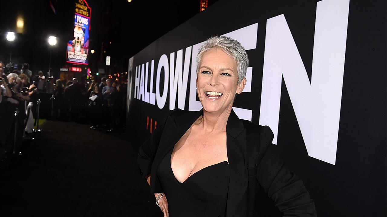 Halloween star Jamie Lee Curtis and producer Jason Blum have been 'discussing stuff'