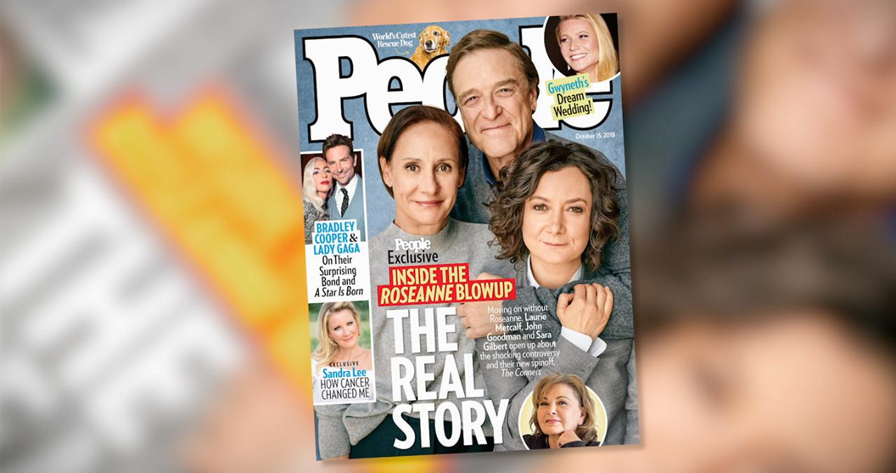 Sara Gilbert and Laurie Metcalf Have Reached Out to Roseanne Barr — But She Hasn't Responded Yet